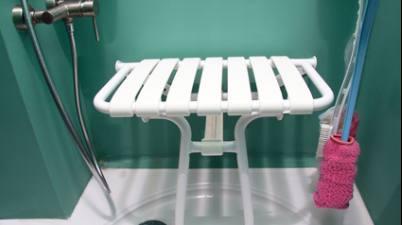 Salle de bains pour une personne à mobilité réduite, pmr, 16, 17, 79, 85, 86, niort, melle