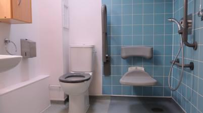 Salle de bains pmr, deux sèvres, vienne, charente, vendée, charente maritime, niort, mougon
